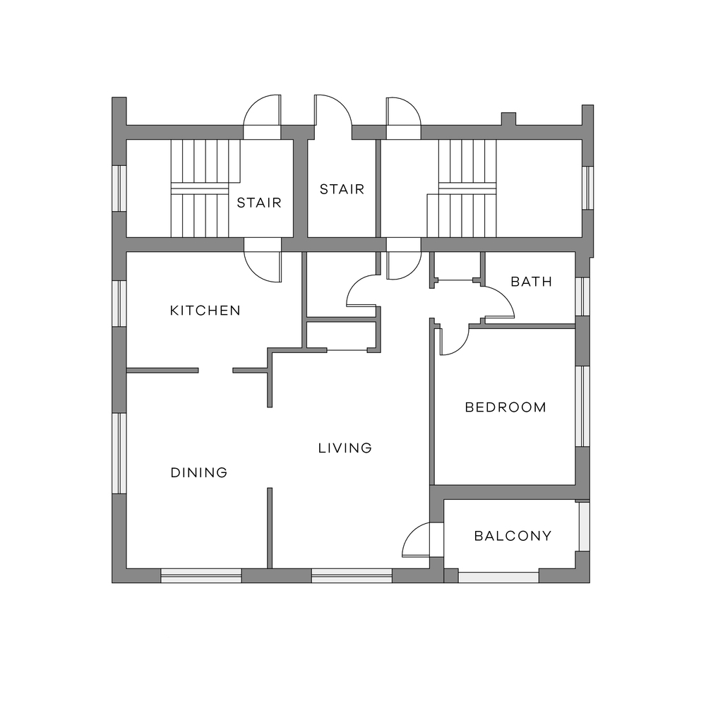 floor plans u2014 fisher kahn
