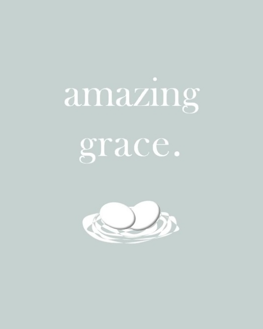 amazing grace - easter