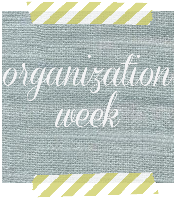 organization week