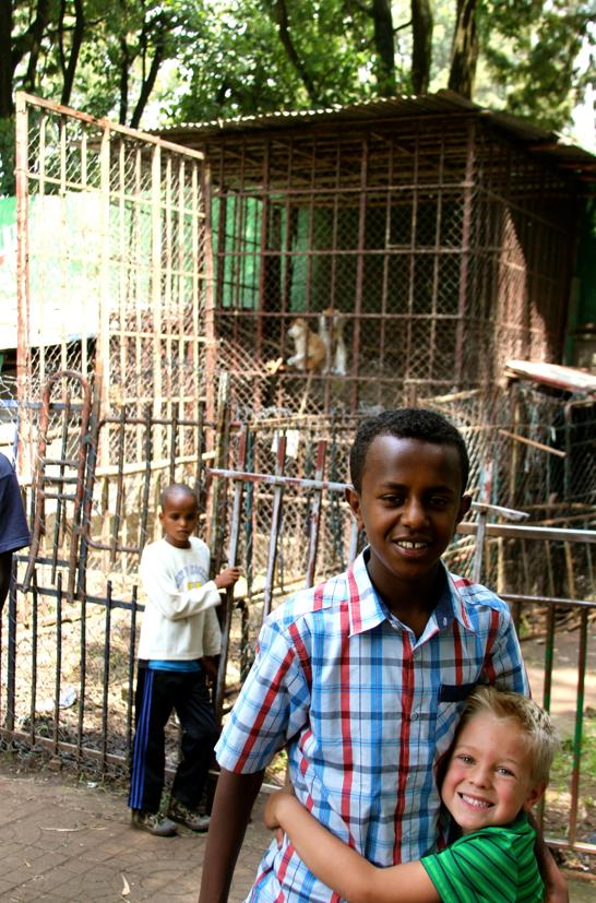 anton & aberhem in addis ababa ethiopia