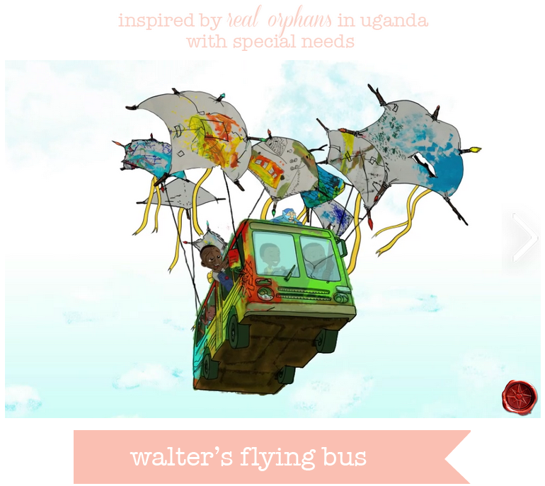 walters flying bus