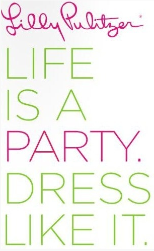 life is a party