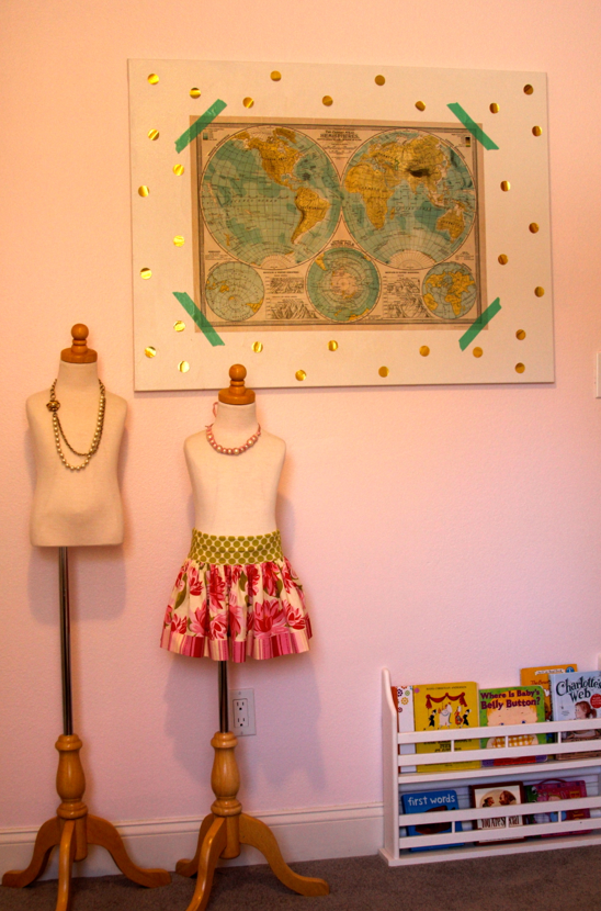 imani's room - vintage cheerful