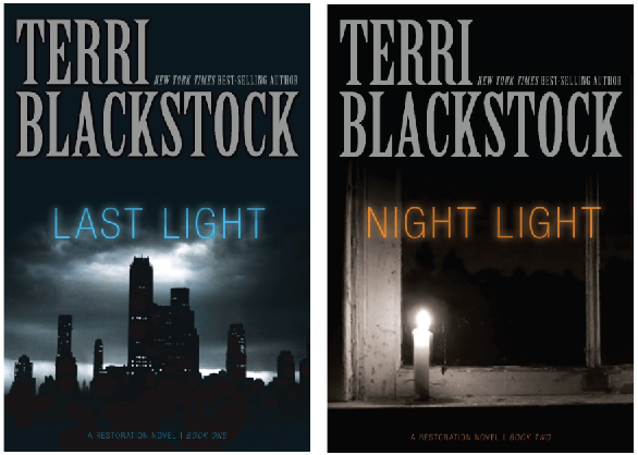 Terri Blackstock books