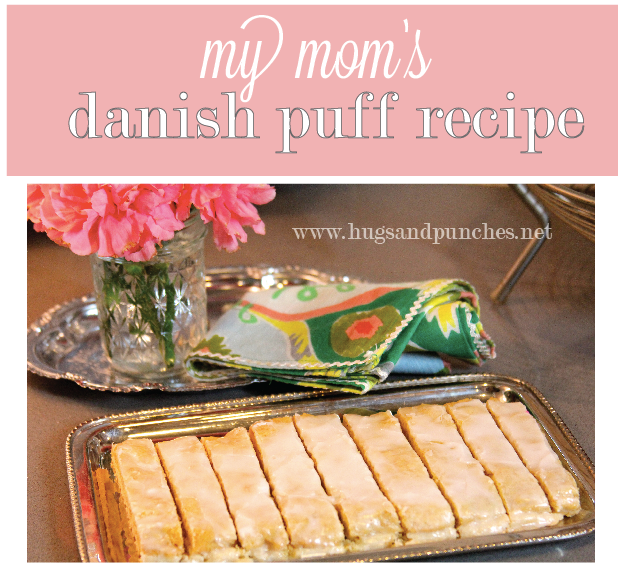 danish puff recipe