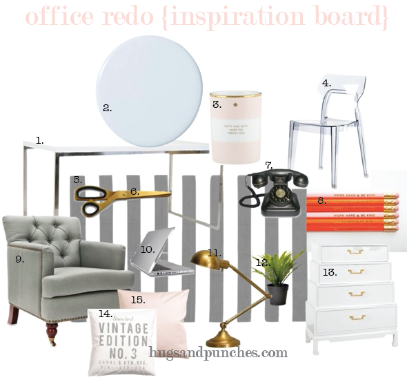 office redo inspiration board 2
