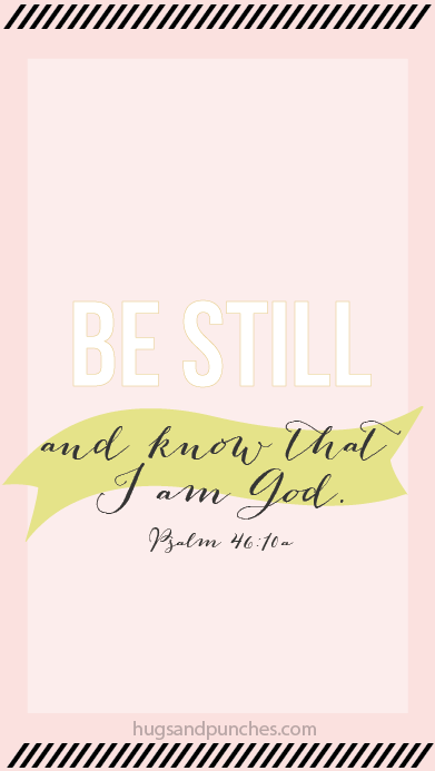 memory verse-screenshot-be still and know