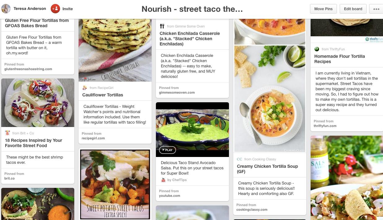 Street Tacos Pinterest