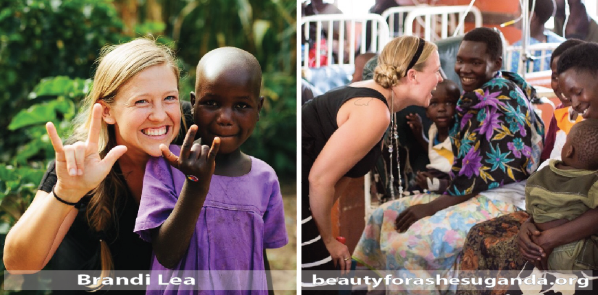 beauty for ashes uganda
