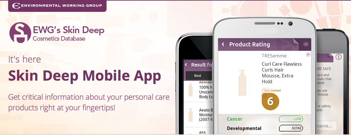 Skin Deep app