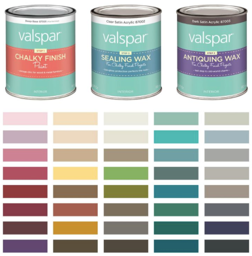 Colors Of Chalkboard Paint
