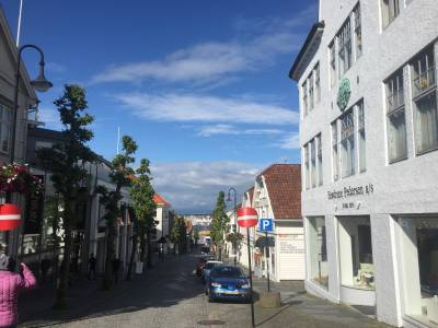 Beautiful city of Stavanger, Norway, the host city of the 2015 ICOLD conference.