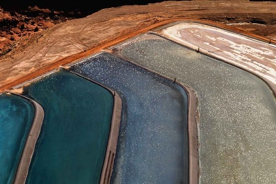MINING, CCR & TAILINGS PONDS