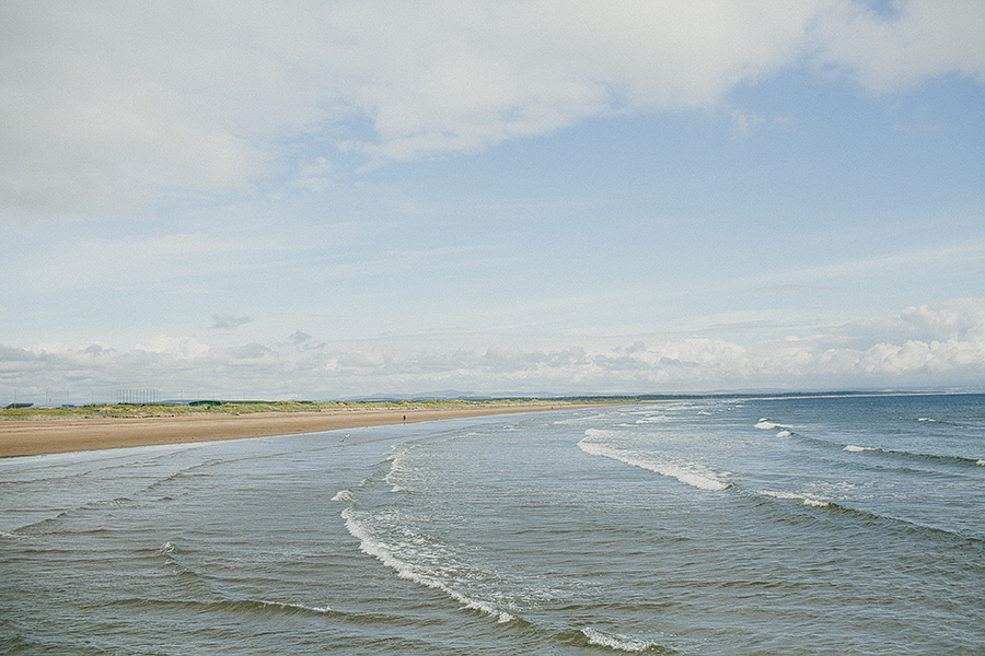 Red Deer Photographer Scotland Travels West Sands Beach
