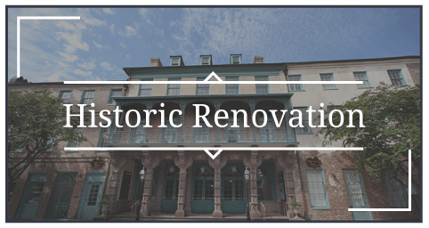 Historic Renovation Charleston, SC