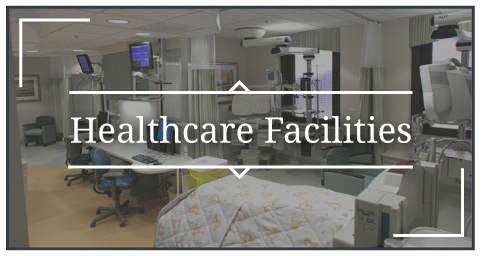 Healthcare Facilities Construction and Renovation Charleston, SC
