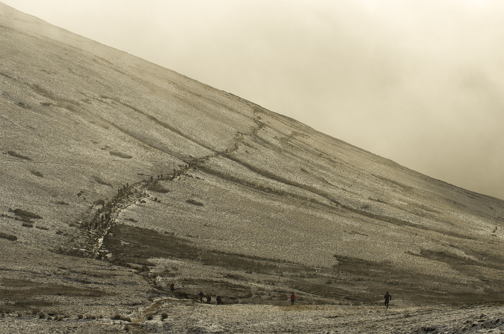 Trail - The Fan Dance - Brecon Beacons National Park, Wales