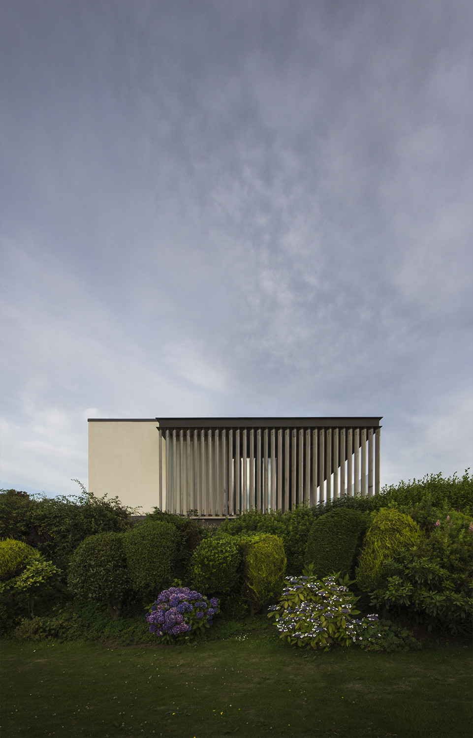 Cliff House - Gower  Hyde + Hyde Architects