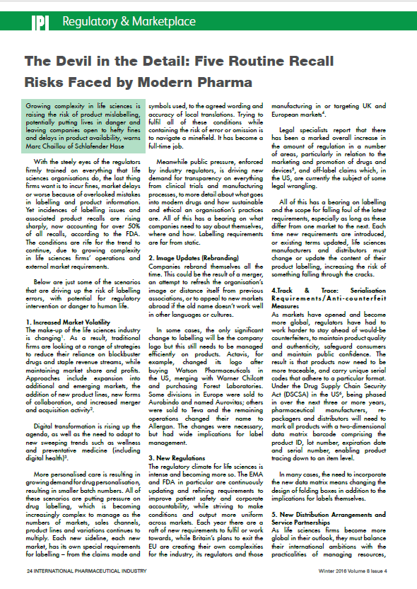 IPI - The Devil in the Detail_5 Routine Recall Risks.png