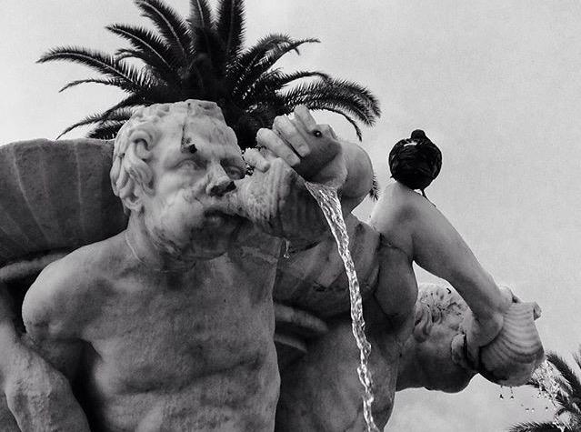 Shell Fountain