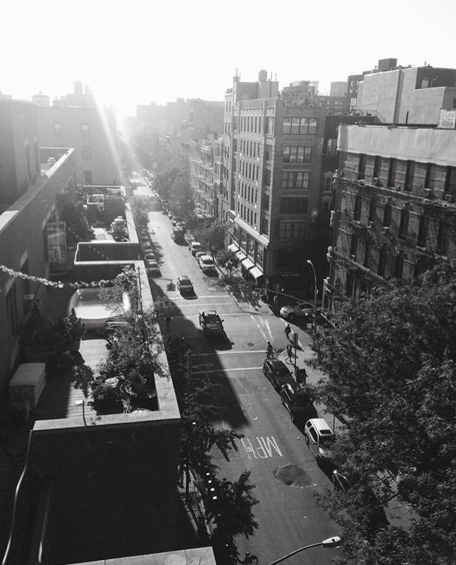 Summertime in New York