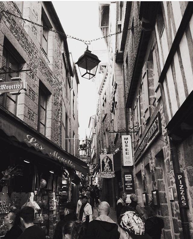 Bustling Streets
