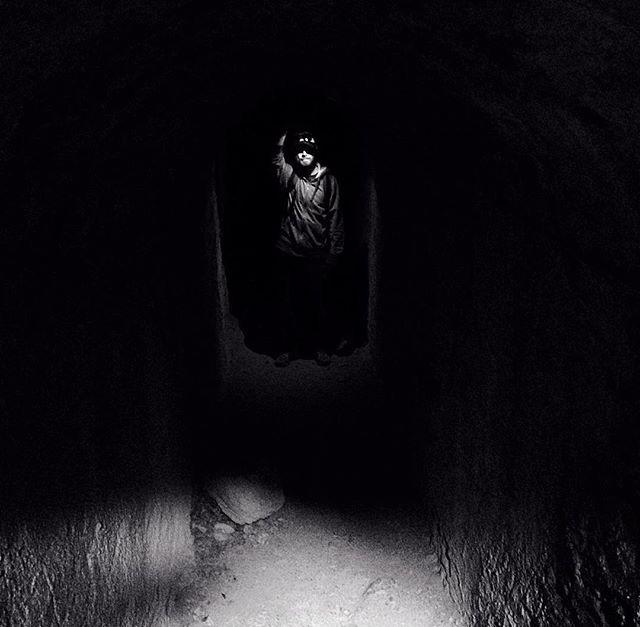 Dark Tunnels and Flashlights