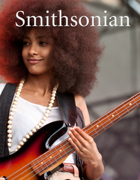 Esperanze Spalding Took On Bieber, Now Takes On Jazz
