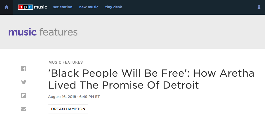 'Black People Will Be Free' Aretha Franklin NPR Music.png