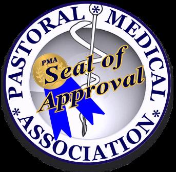 Pastoral Medical Association License # 6874975
