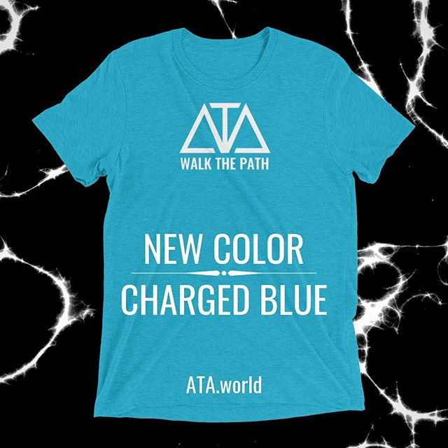 Feel the power with this electrifying new color! Order now at ATA.world! . . . #clothingbrand#apparel#clothing#artistsoninstagram#musicians#empowerment#charity#moda#swag#stylish#shirts#fresh#instafashion#instadaily#photooftheday#daily#igers#shop#shopping#store#fashioninsta#like4likeback#daily#style#streetwear#values#tshirtshop#inspiration#artists#ataworld