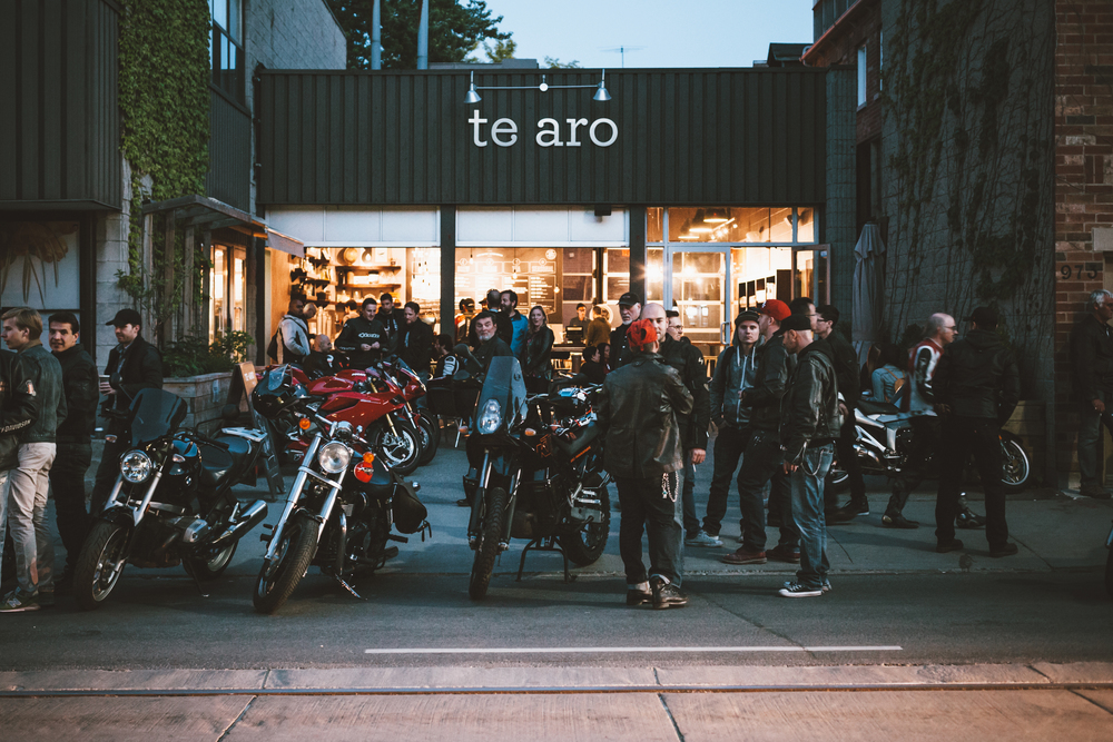 #TheMotoSocialToronto | June 3, 2015 | Te Aro Coffee | TheMotoSocial.com | 2.jpg