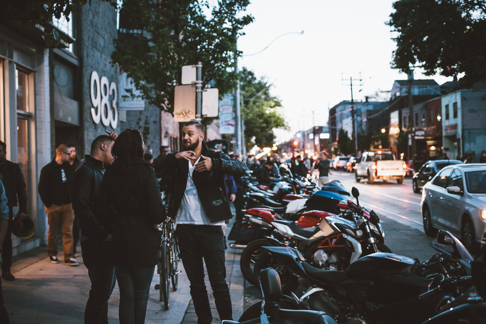 #TheMotoSocialToronto | June 3, 2015 | Te Aro Coffee | TheMotoSocial.com | 1.jpg