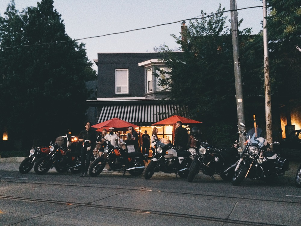 #TheMotoSocialTORONTO | July 2, 2014 | Rooster Coffee | TheMotoSocial.com | 3.JPG