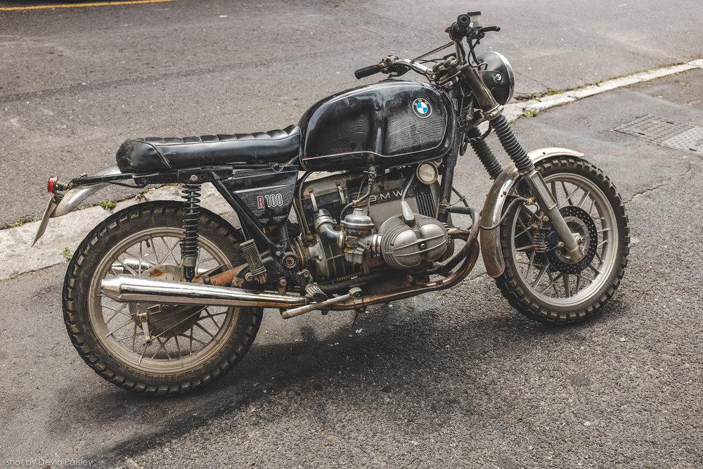 Archie's Ride | TheMotoSocialCAPETOWN | BMW R100