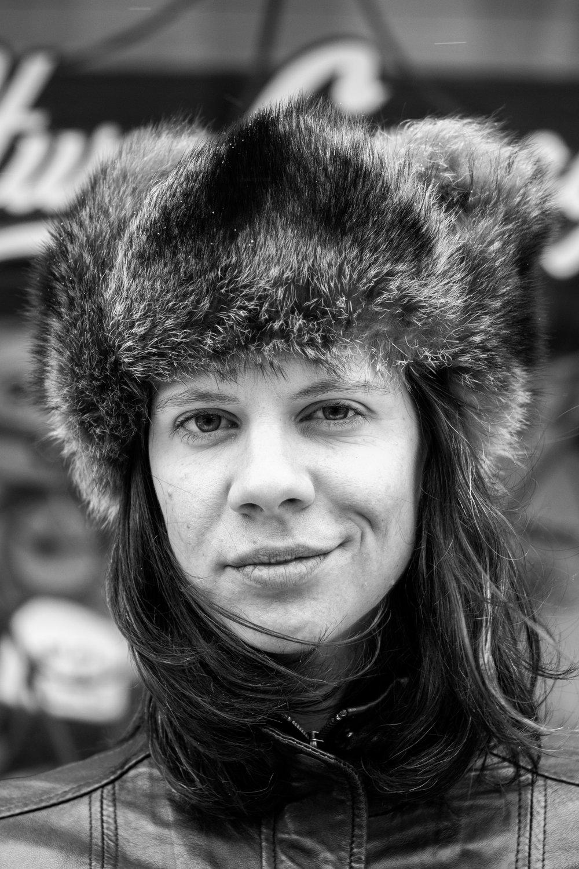 Roxanne Bergeron | ONELAND | TheMotoSocialMONTREAL | Copyright Rébecca Laurier