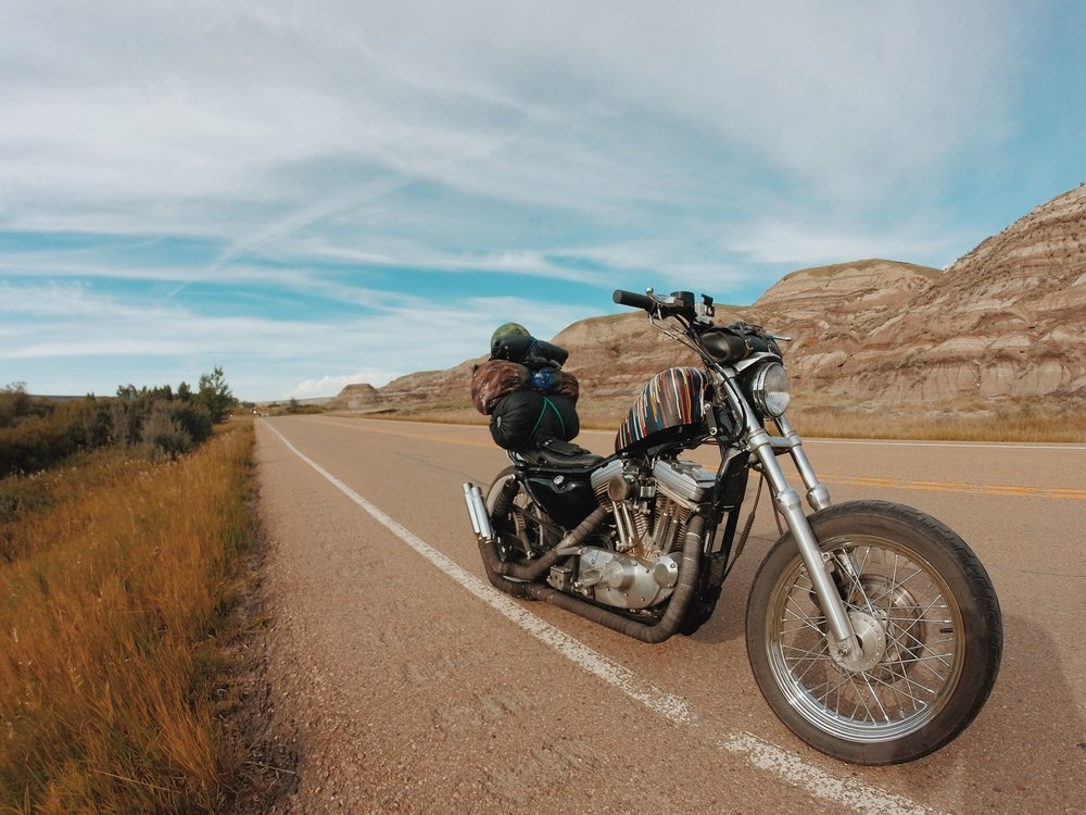 Bretton Hammond's Ride | TheMotoSocialEDMONTON
