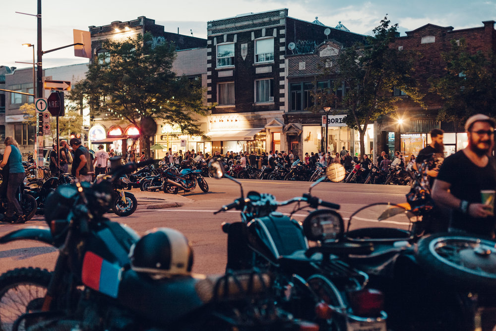 #TheMotoSocialMONTREAL | photo by Viktor Radics