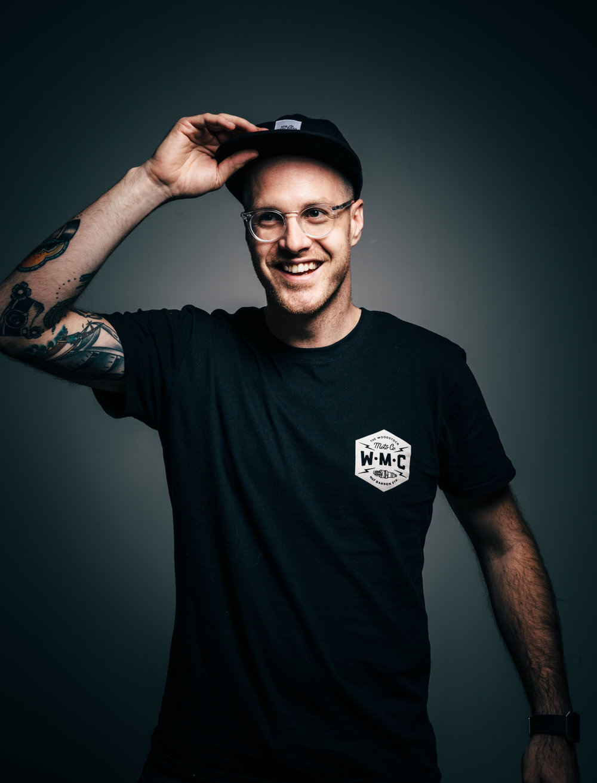 Viktor Radics | Founder | TheMotoSocial