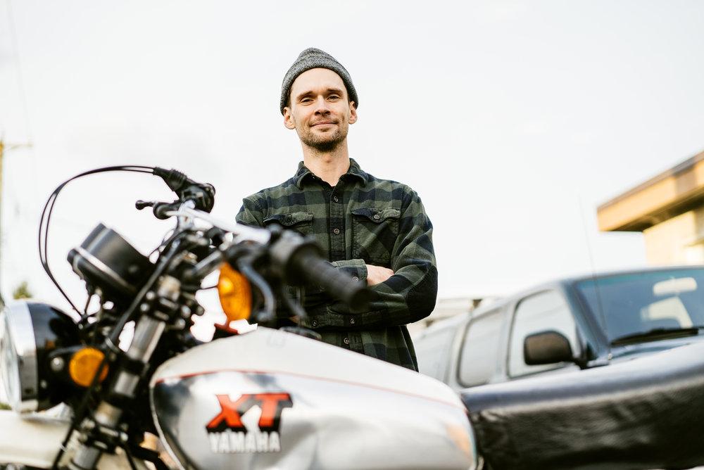 Warren Fenton | TheMotoSocialVANCOUVER