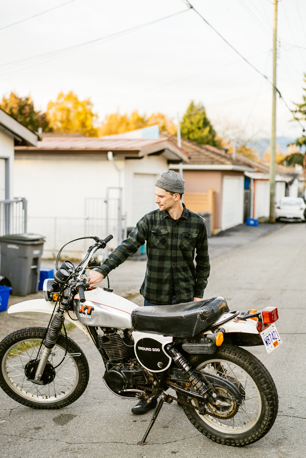 Warren Fenton's Ride | TheMotoSocialVANCOUVER