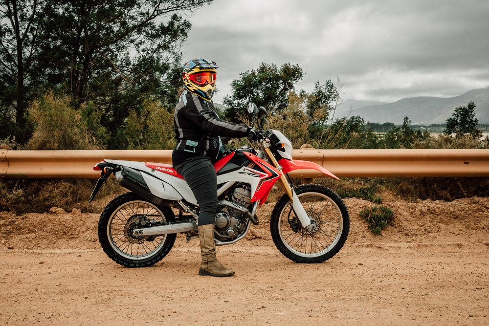 Teresa's Ride | TheMotoSocialCAPETOWN