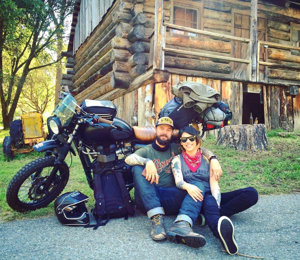 Erik & Sarah | TheMotoSocialSANFRANCISCO