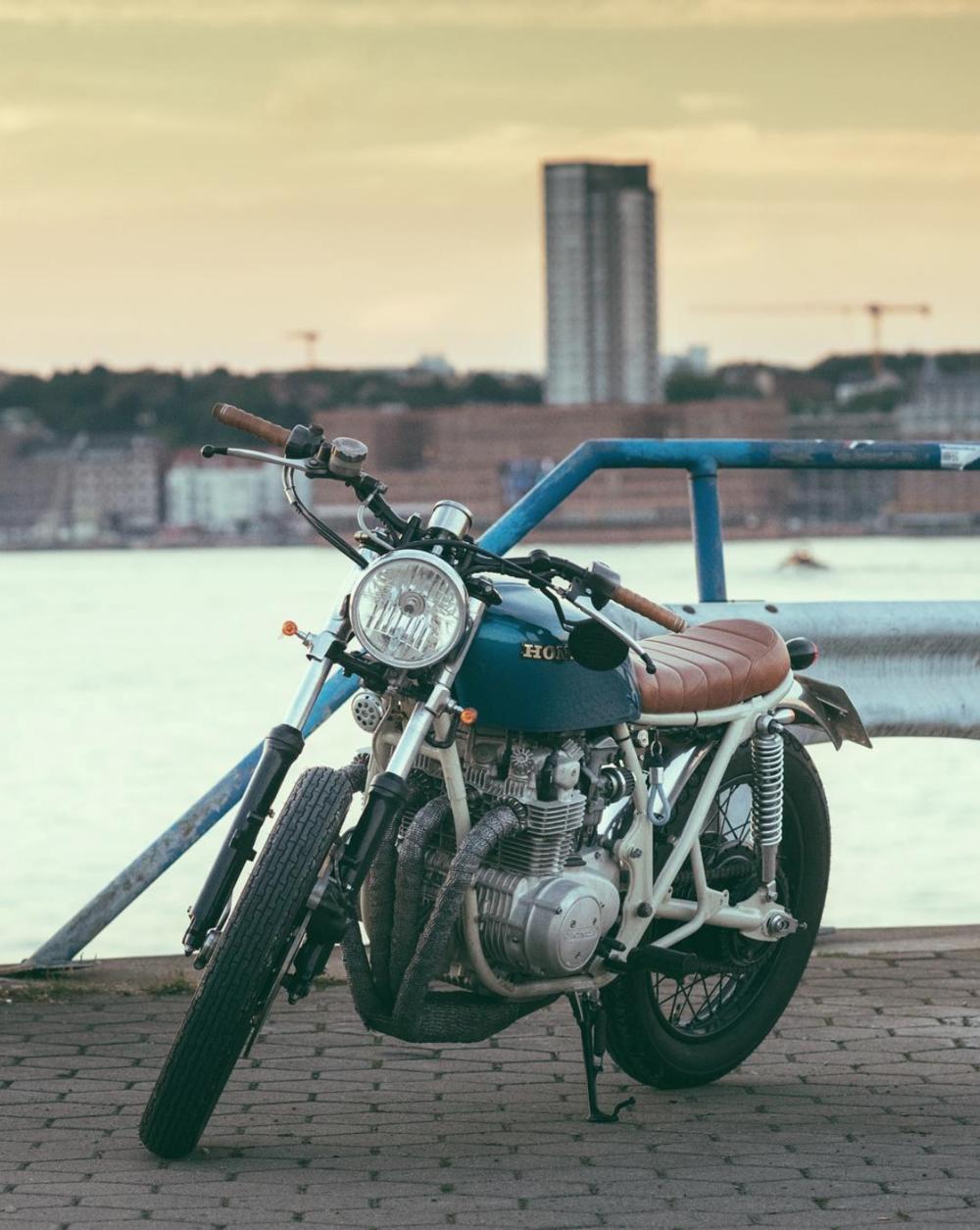 Jörg's Ride | TheMotoSocialHAMBURG