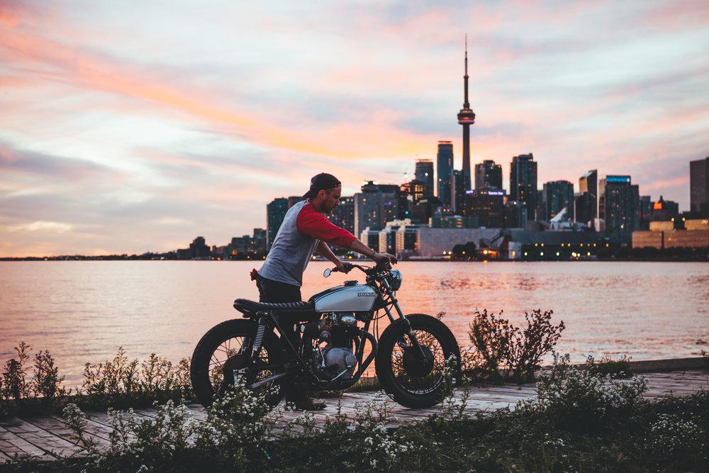 Alex's Ride | TheMotoSocialTORONTO
