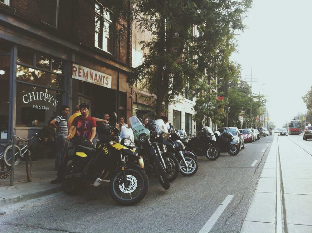 2013 | #TheMotoSocialTORONTO | photo by Viktor Radics
