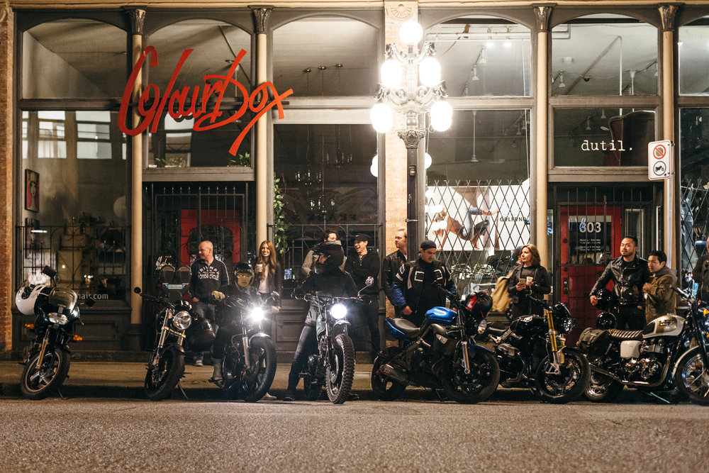 May 2017 | #TheMotoSocialVANCOUVER | Inaugural Event