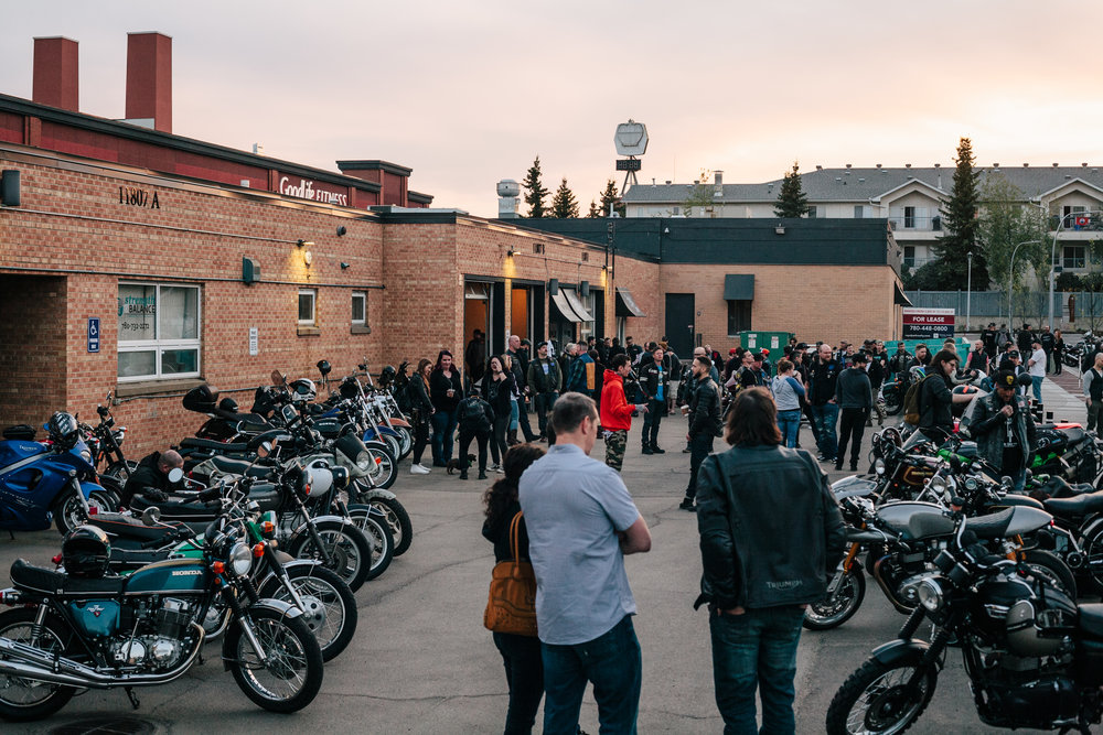 May 2017 | #TheMotoSocialEDMONTON | Inaugural Event