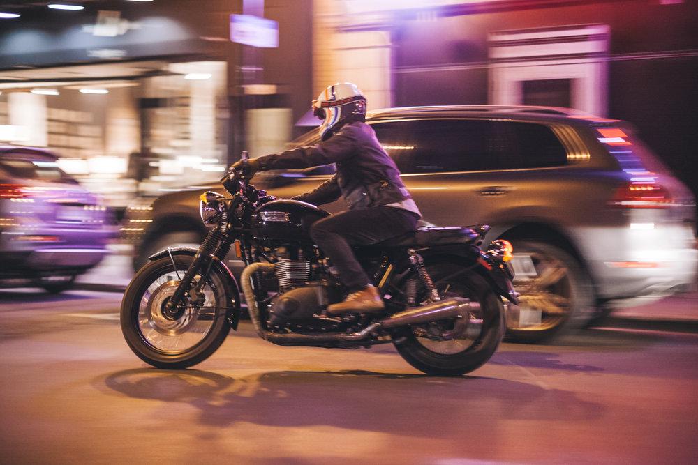 Jean-Sébastien's Ride | ONELAND | TheMotoSocialMONTREAL