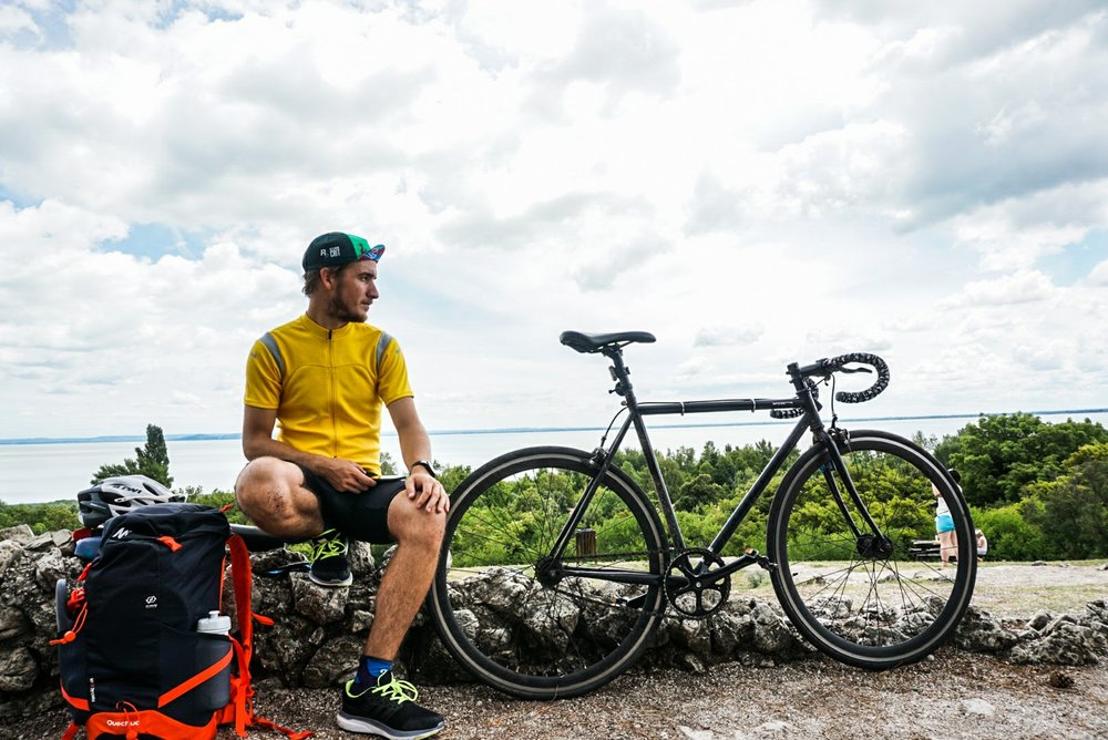 Ádám's Ride | TheMotoSocialBUDAPEST